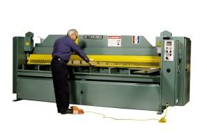 Betenbender 8′ x 1/4″ Hydraulic Shear