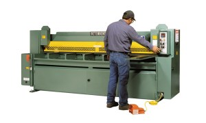 Betenbender 6' x 10 Gauge Hydraulic Shear
