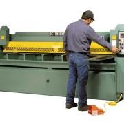 Betenbender 8' x 10 Gauge Hydraulic Shear