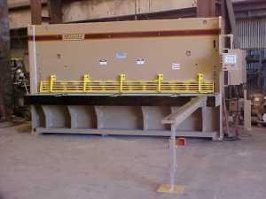 """Standard Industrial 12' x 1/2"""" Hydraulic Shear, AS500-12"""