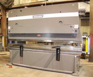 Standard Industrial 12' x 200 Ton Press Brake, AB200-12