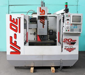 Haas VF-OE 3-Axis Vertical Machining Center