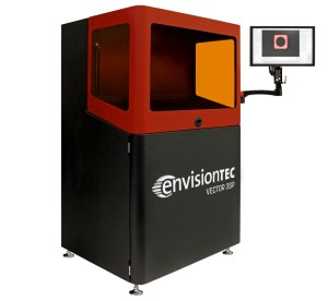 EnvisionTEC Vector 3SP High Resolution Production 3D Printer
