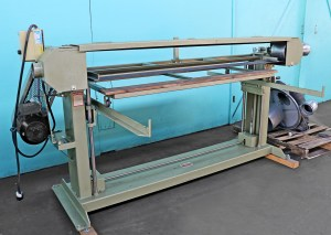"Progress Machine 28"" x 72"" Stroke Sander Belt Grinder"