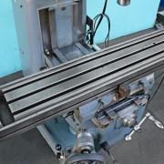 "Clausing Kondia 9"" x 48"" Vertical Milling Machine with X, Z-Axis Powerfeeds"