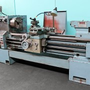 "Tarnow 22"" x 60"" Geared Head Lathe, TUJ50M"