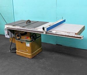 "Powermatic 10"" Tilting Arbor Table Saw, Model 66"