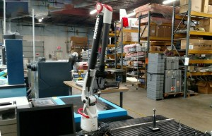 Hexagon Portable 3D Measurement Romer Absolute Arm with Scanning Integration