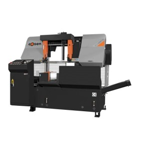 "Cosen 16 1/2"" Dual Column Fully Programmable Automatic Horizontal Band Saw, C-420NC"