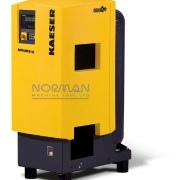 Kaeser 5 hp 21 CFM Airtower™ Rotary Screw Air Compressor with Built-in Dryer, 5C