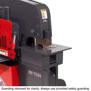 Edwards Coper Notcher for 25 Ton, 40 Ton, 55 Ton Ironworkers