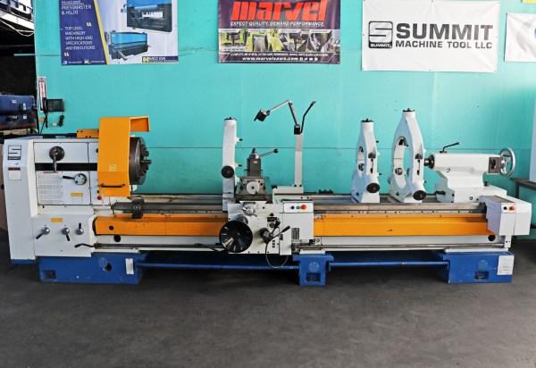 "Summit 35"" x 120"" Heavy-Duty Big Swing Wide Bed Lathe, 35-6X120B"