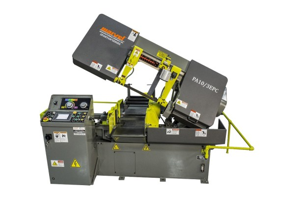 """Marvel Spartan 8"""" x 11 1/2"""" Production Band Saw, PA10/3/MPC"""