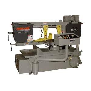 "Marvel Spartan 11"" x 12"" Horizontal Mitering Band Saw, S330/3/HV"