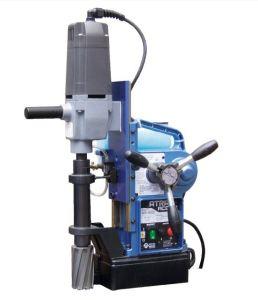 "Nitto Kohki 2"" x 3"" Semi-Automatic Magnetic Drill, WA-5000"