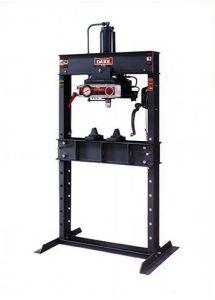 Dake 50 Ton Air Operated Press, 6-250