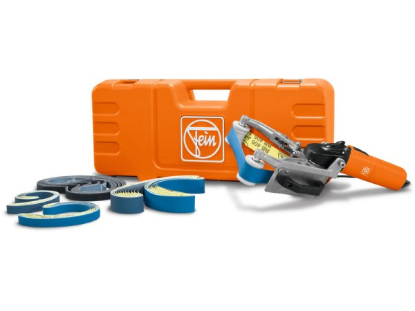 Fein RS 12-70 E Professional Stainless Steel Pipe Polisher Set