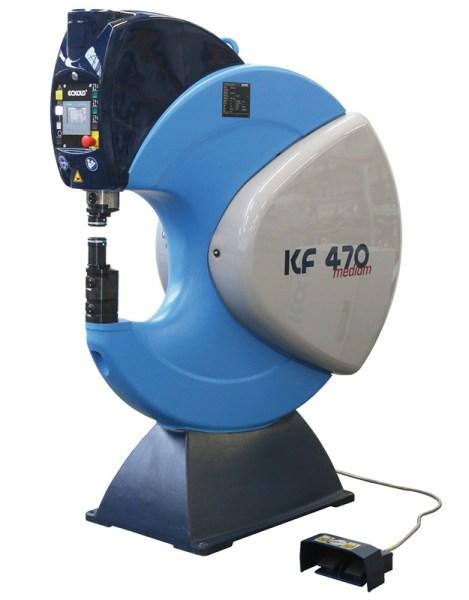 Eckold 'Kraftformer' 7 Gauge Sheet Metal Forming Machine, KF 470