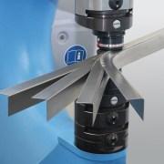 Eckold 'Kraftformer' 7 Gauge Sheet Metal Forming Machine, KF 675