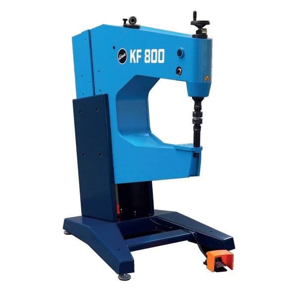 Eckold 'Kraftformer' 14 Gauge Sheet Metal Forming Machine, KF 800