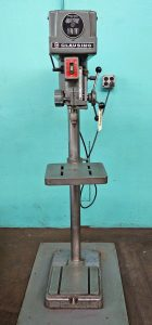 "Clausing 15"" Floor Model Drill Press, 1680"