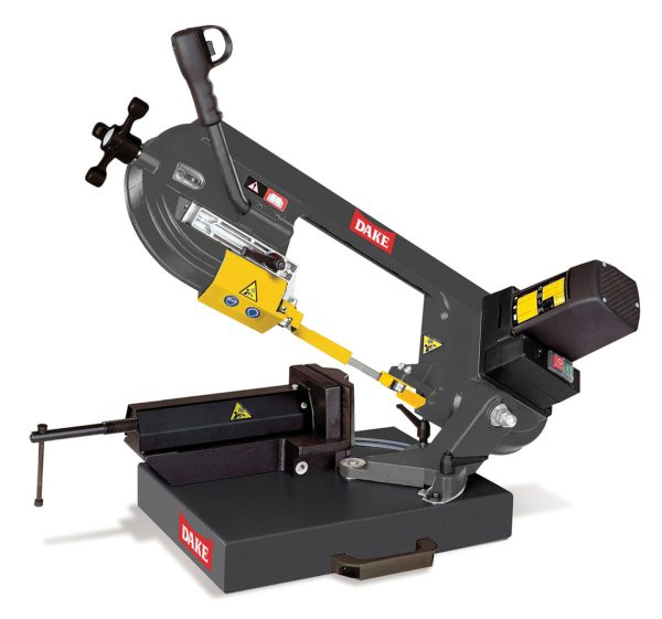 "Dake 5"" x 8"" Benchtop Horizontal Band Saw, SE-5X8"