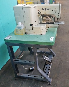 Brother Lockstitch Industrial Sewing Machine, LK3-B439