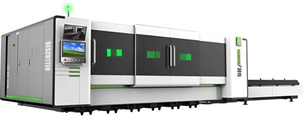 Bescutter 'Wind Series' 5' x 10' 6kW Fiber Laser