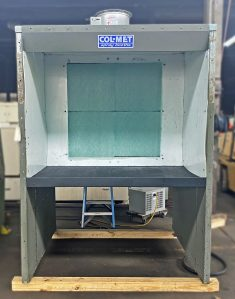 """Col-met 36"""" x 60"""" Spray Paint Booth"""