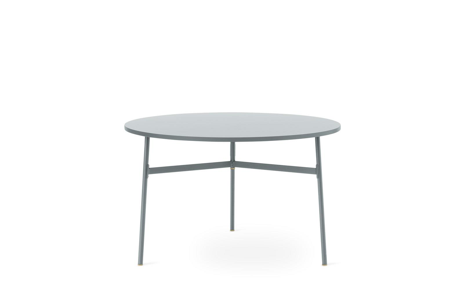 Union Table 120 X H74 5 Cm Grey