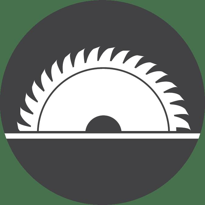 Round Build Icon