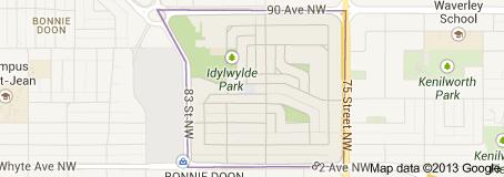 Idylwylde Edmonton Homes For Sale