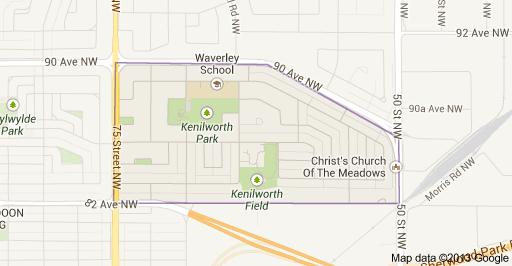 Kenilworth Edmonton Homes For Sale