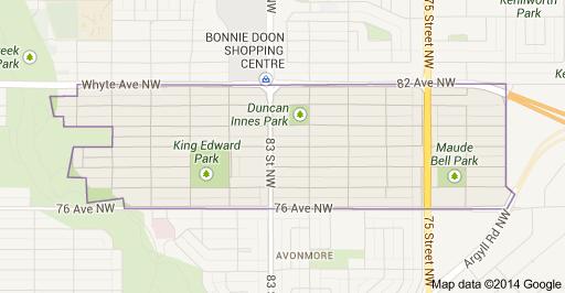 King Edward Park Edmonton Homes For Sale