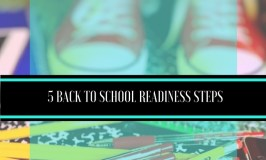 5 Back to School Readiness Steps for the Homeschooler