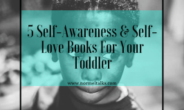 5 Books That Teach Self-Awareness & Self-Love to Your Toddler