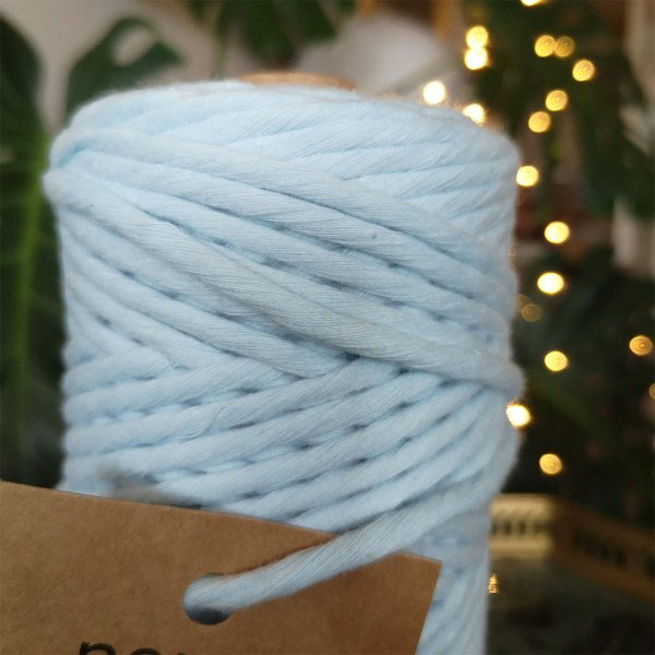 norne® macramé soft 1 farvet