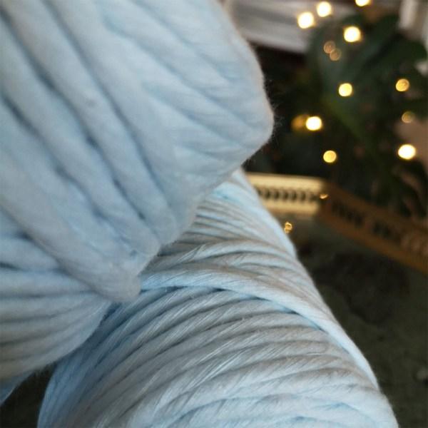 norne® macramé Baby Blue