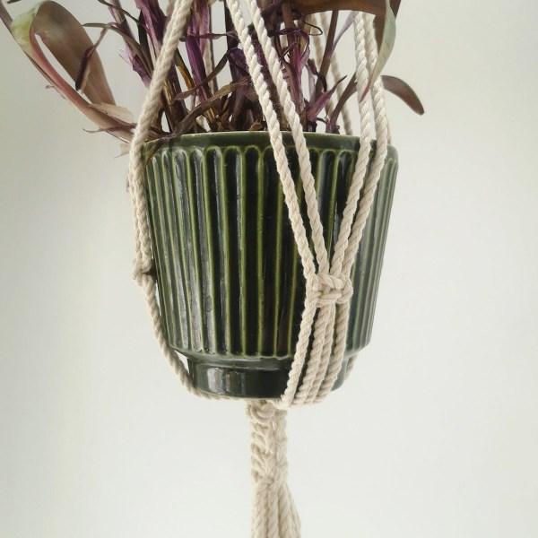 Planteophæng til lille potte