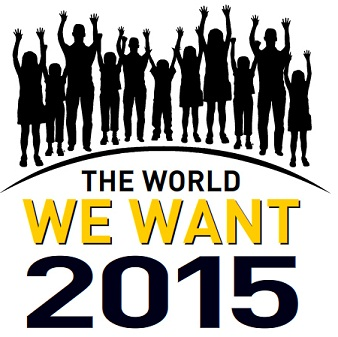 World We Want Logo