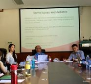 NORRAG paticipated in a seminar on The Sustainable Development Goals (SDGs): The Case of Education at the School of International Studies at Peking University, 10 May 2017