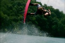 Wakeboarding On Norris Lake