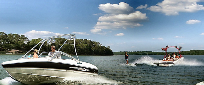 norris lake boating