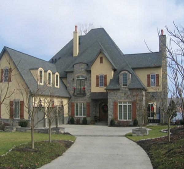 Custom Lake House Plans by Stephen Davis Home Designs