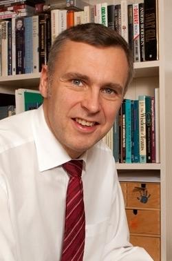 Sven Ombudstvedt will begin his new role as CEO of Norske Skog in Jan. 2009. Photo: Norske Skog
