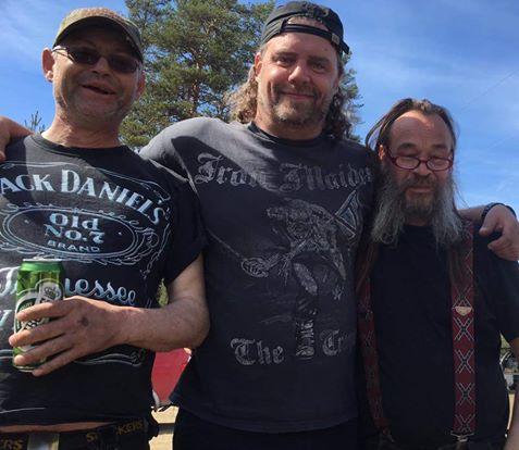 Forsommerparty 3-6 juni -16 – Tanker fra Väinö