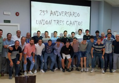 XXV aniversario del Club Unión Tres Cantos F.S.