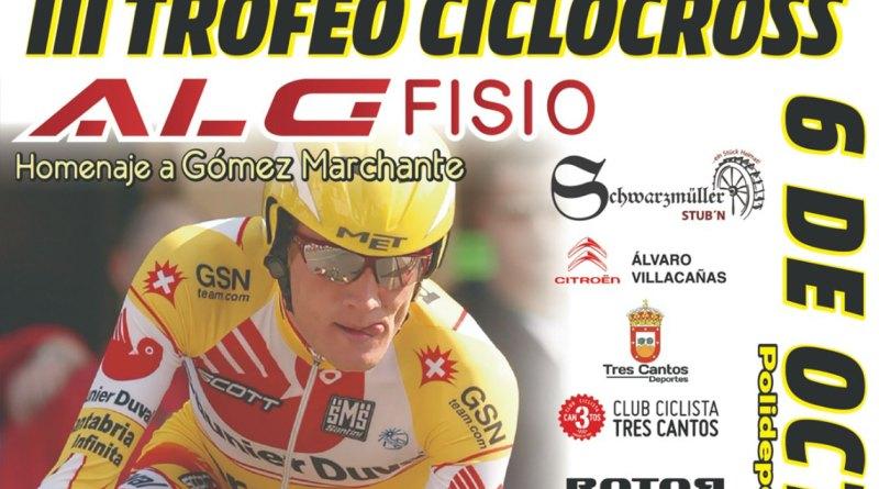 El próximo 6 de octubre se celebra en Tres Cantos la Carrera de Ciclocross
