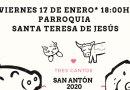 Tres Cantos celebra una bendición de mascotas por San Antón