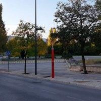 Habilitada una parada de autobús en el Recinto Ferial para facilitar los desplazamientos al mercadillo